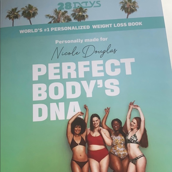 Perfect body's DNA (book)